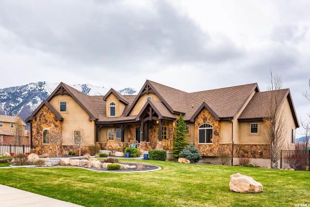 972 W 400 N, Mapleton, UT 84664 (#1666749) :: Big Key Real Estate