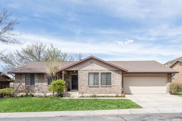 3819 Little Rock Ln, Provo, UT 84604 (#1666773) :: Red Sign Team