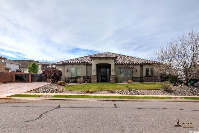 2768 E 3630 S, St. George, UT 84790 (#1666806) :: Colemere Realty Associates