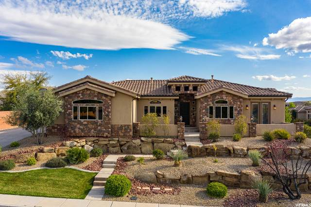 871 W Essex St N, Washington, UT 84780 (#1666842) :: Colemere Realty Associates