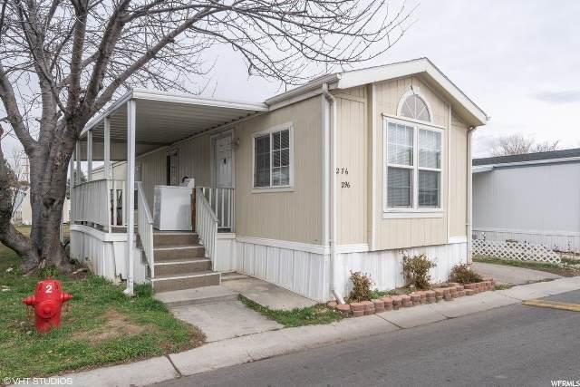 1276 W Dove St, Salt Lake City, UT 84123 (#1666863) :: Colemere Realty Associates