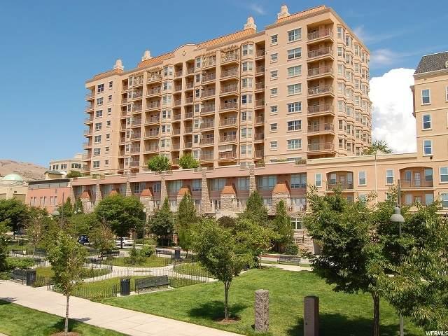 5 S 500 W #818, Salt Lake City, UT 84101 (#1666865) :: Colemere Realty Associates