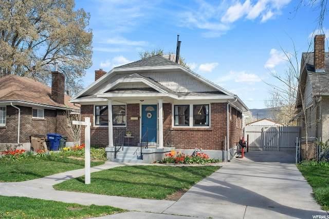 137 E Williams Ave S, Salt Lake City, UT 84111 (#1666872) :: Colemere Realty Associates