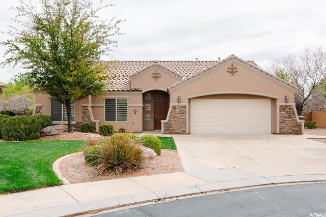 1630 E 2450 S St S #42, St. George, UT 84790 (#1666875) :: Colemere Realty Associates