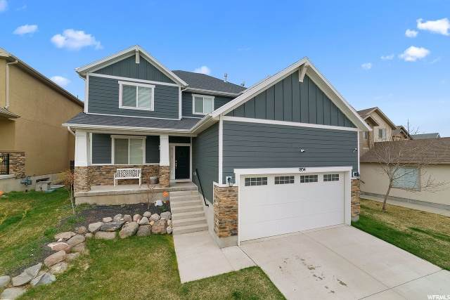 1934 Woodview Dr, Lehi, UT 84043 (#1666916) :: Colemere Realty Associates