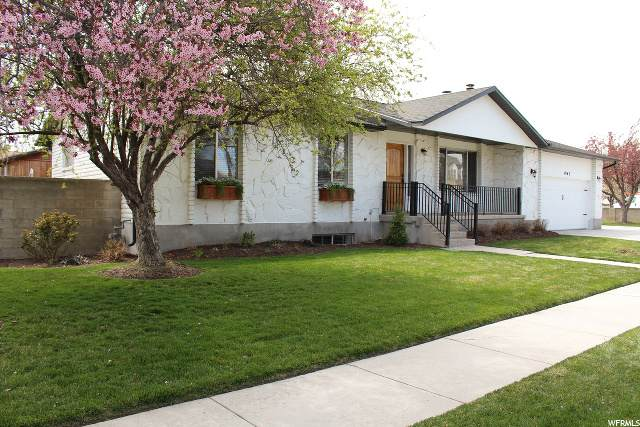 1947 W Carriage Ave S, Riverton, UT 84065 (MLS #1666929) :: Lookout Real Estate Group