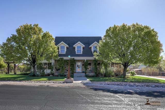 2317 S 2350 E, St. George, UT 84790 (#1666938) :: Colemere Realty Associates