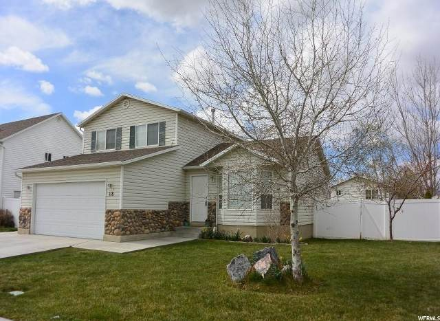 118 S 1475 W, Lehi, UT 84043 (#1666939) :: Colemere Realty Associates