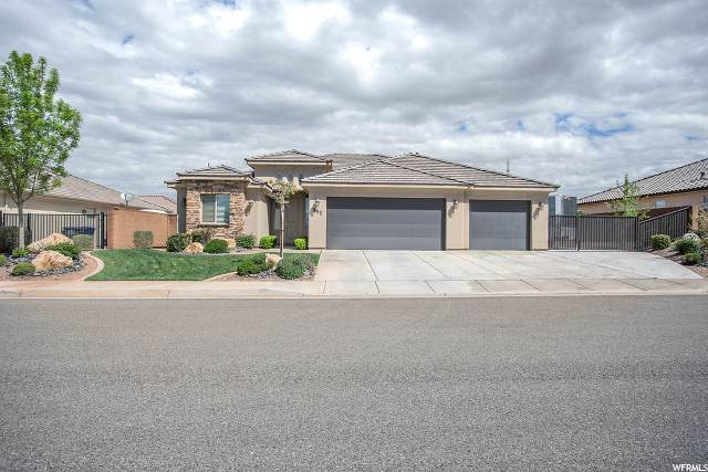 955 E 3740 S, Washington, UT 84780 (#1666953) :: Colemere Realty Associates