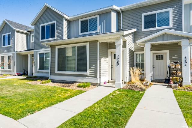 1259 W 2401 S, Nibley, UT 84321 (#1666958) :: RE/MAX Equity