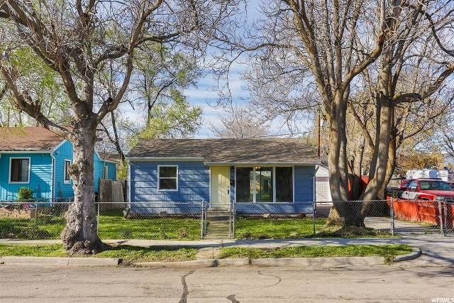 44 W Crystal Ave, Salt Lake City, UT 84115 (#1666961) :: Colemere Realty Associates