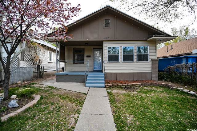 137 W Paxton Ave, Salt Lake City, UT 84101 (#1666963) :: Colemere Realty Associates