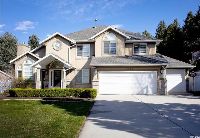 3125 E Timber Crest Cv, Cottonwood Heights, UT 84093 (#1666965) :: Colemere Realty Associates