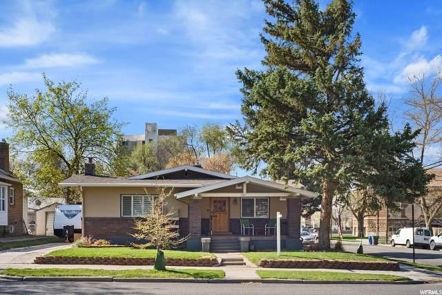 950 S Hollywood Ave, Salt Lake City, UT 84105 (#1666987) :: Colemere Realty Associates