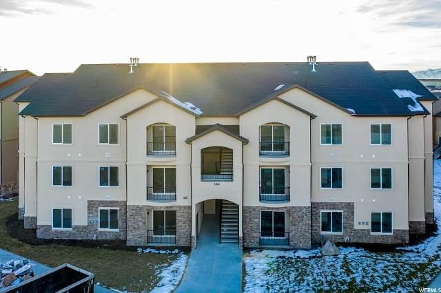 344 S 740 W #301, Pleasant Grove, UT 84062 (#1666992) :: Colemere Realty Associates