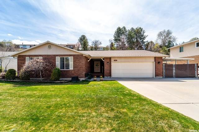1884 E Terrace, Sandy, UT 84093 (#1667010) :: Colemere Realty Associates