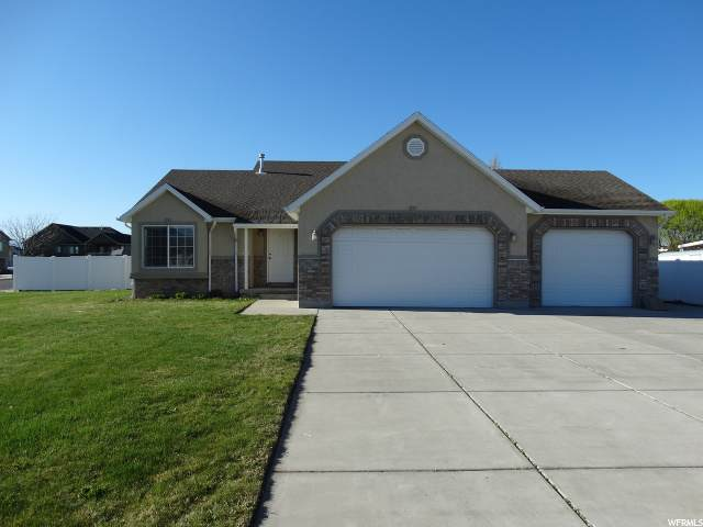 3437 W 2425 N, Plain City, UT 84404 (#1667014) :: RE/MAX Equity