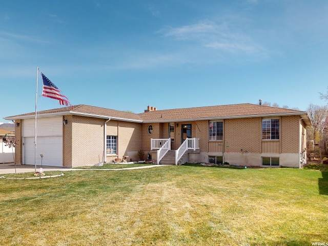 1923 W Carriage Ave S, Riverton, UT 84065 (#1667016) :: Colemere Realty Associates