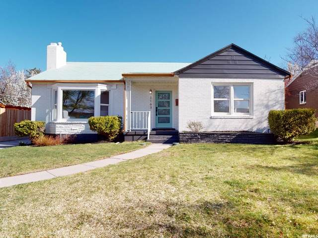 2163 E Roosevelt Ave S, Salt Lake City, UT 84108 (#1667024) :: Colemere Realty Associates