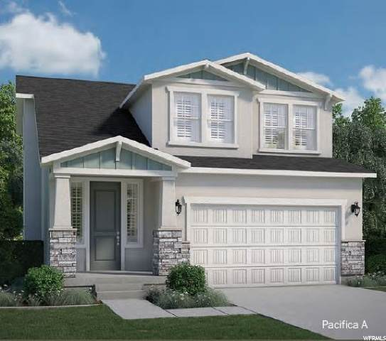 2723 N 3760 W, Lehi, UT 84043 (#1667029) :: Colemere Realty Associates