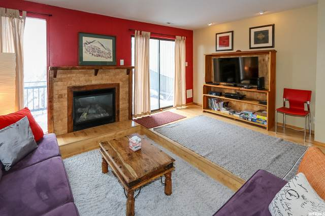 470 Woodside Ave #2, Park City, UT 84060 (#1667124) :: Colemere Realty Associates