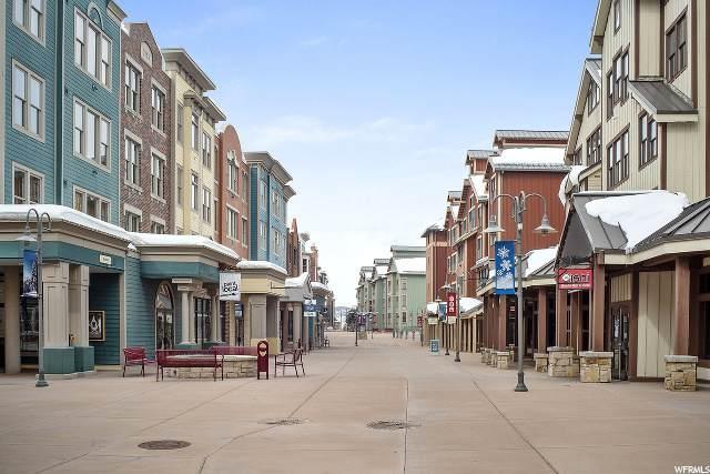 710 Main St 3-104, Park City, UT 84060 (#1667125) :: Colemere Realty Associates