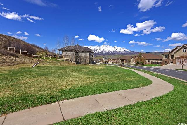 3441 Hidden Meadow Cir, Mountain Green, UT 84050 (#1667188) :: Exit Realty Success
