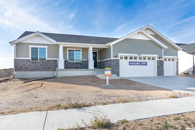 1014 S Red Cliff Dr #130, Santaquin, UT 84655 (MLS #1667300) :: Lookout Real Estate Group