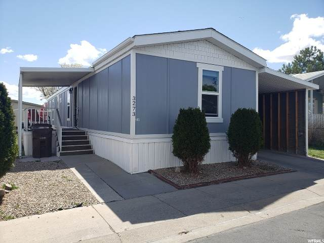 3273 W Hanover Park Dr S, West Valley City, UT 84119 (#1667625) :: Colemere Realty Associates