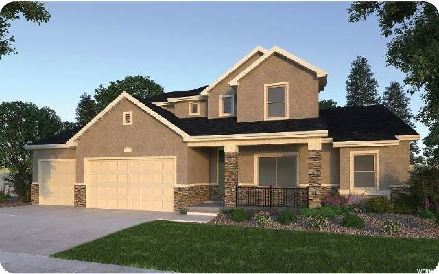 1164 E 490 N #406, American Fork, UT 84003 (#1667636) :: Doxey Real Estate Group