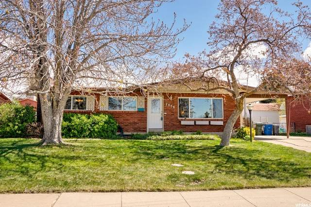 2656 N 275 W W, Sunset, UT 84015 (MLS #1667691) :: Lookout Real Estate Group