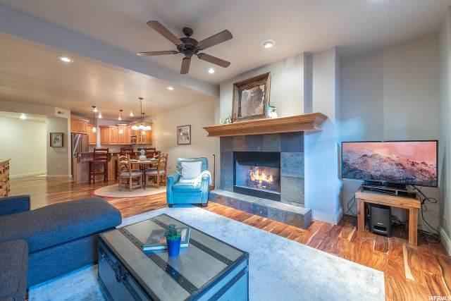 1000 Park Ave C103, Park City, UT 84060 (#1667719) :: Colemere Realty Associates