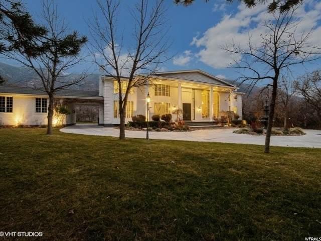 8 Circle Oaks, Sandy, UT 84092 (MLS #1667889) :: Lawson Real Estate Team - Engel & Völkers