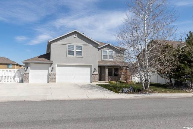 2852 W Willow Patch Rd S, Lehi, UT 84043 (#1668014) :: The Fields Team