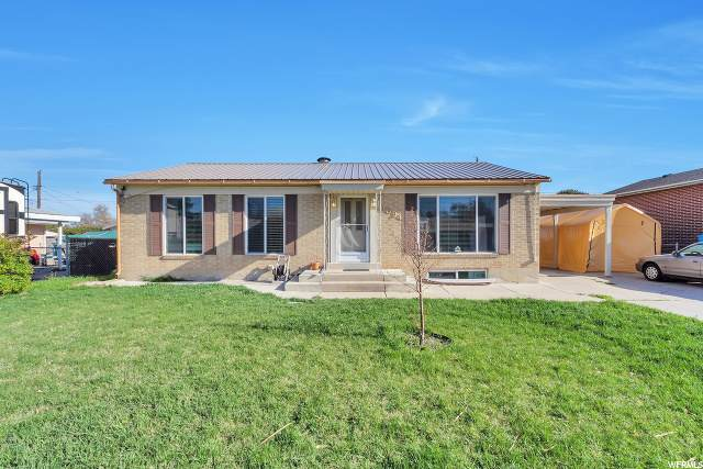 4894 W Pavant Ave S, West Valley City, UT 84120 (#1668028) :: Red Sign Team