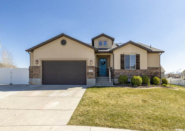4490 S 3885 W, West Haven, UT 84401 (#1668041) :: Red Sign Team
