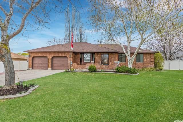 1002 E 4725 S, Ogden, UT 84403 (MLS #1668047) :: Lookout Real Estate Group