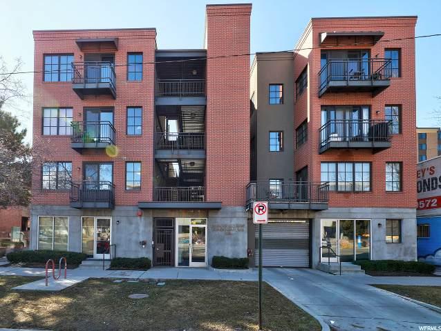 228 E 500 S #203, Salt Lake City, UT 84111 (#1668241) :: Colemere Realty Associates