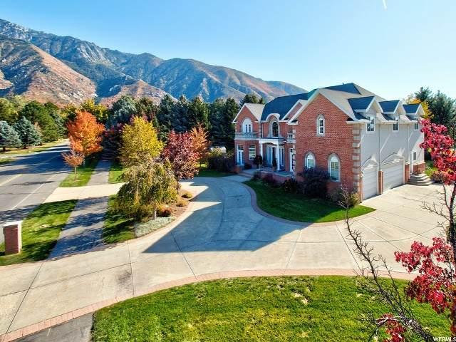 2296 E Pepperwood Dr, Sandy, UT 84092 (#1668321) :: Bustos Real Estate | Keller Williams Utah Realtors