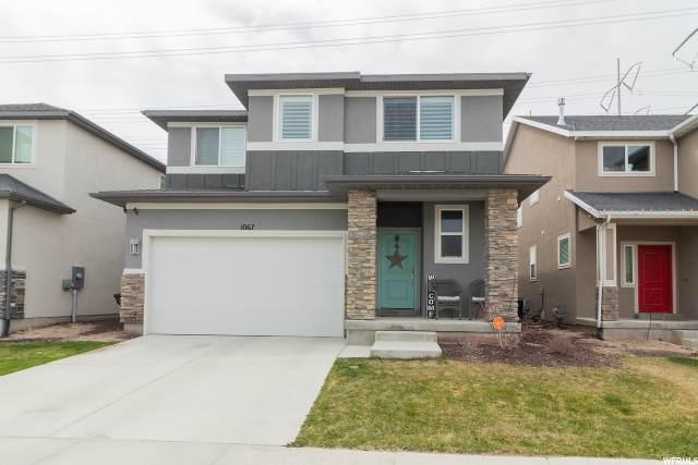 1067 W Coyote Gulch Way, Bluffdale, UT 84065 (#1668334) :: Utah Best Real Estate Team   Century 21 Everest