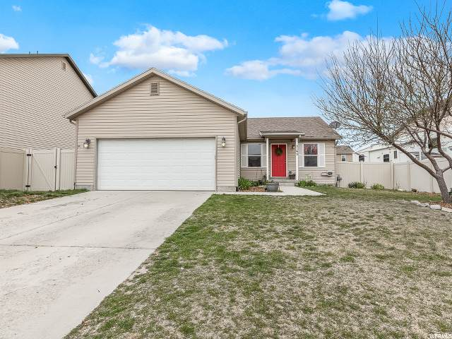 2193 E Frontier St, Eagle Mountain, UT 84005 (#1668372) :: Red Sign Team