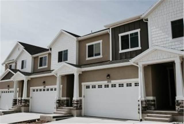 1744 N 3830 W, Lehi, UT 84043 (#1668381) :: Colemere Realty Associates
