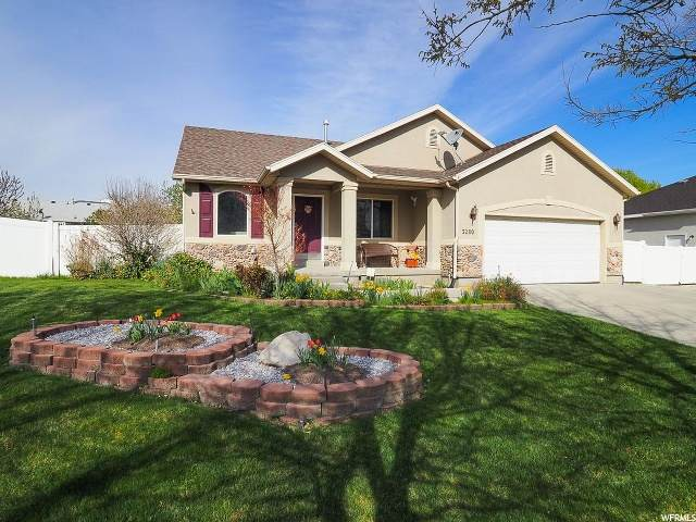 3280 S Hunter Farm Way N, West Valley City, UT 84128 (#1668412) :: Red Sign Team