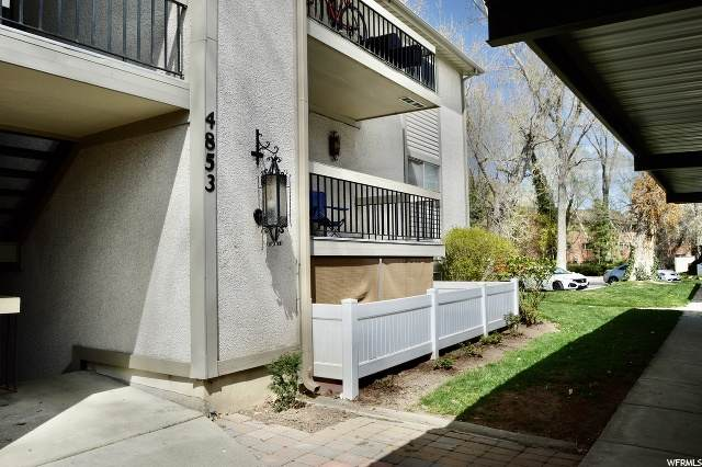 4853 S Woodbridge Dr Dr E #44, Salt Lake City, UT 84117 (#1668446) :: Colemere Realty Associates