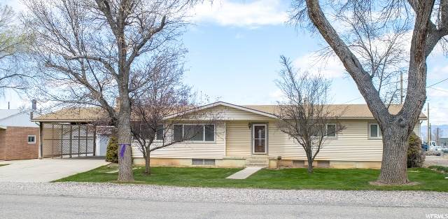 58 W 400 N, Parowan, UT 84761 (MLS #1668635) :: Lookout Real Estate Group