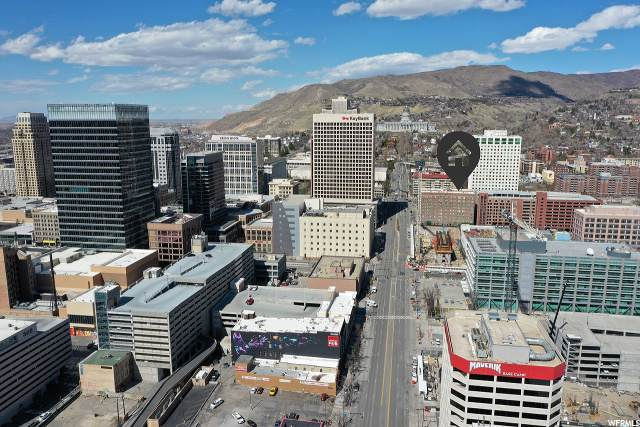 29 S State St #613, Salt Lake City, UT 84111 (#1668642) :: Colemere Realty Associates