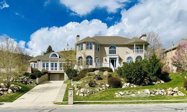 1353 E Tomahawk Dr N, Salt Lake City, UT 84103 (#1668698) :: Bustos Real Estate | Keller Williams Utah Realtors