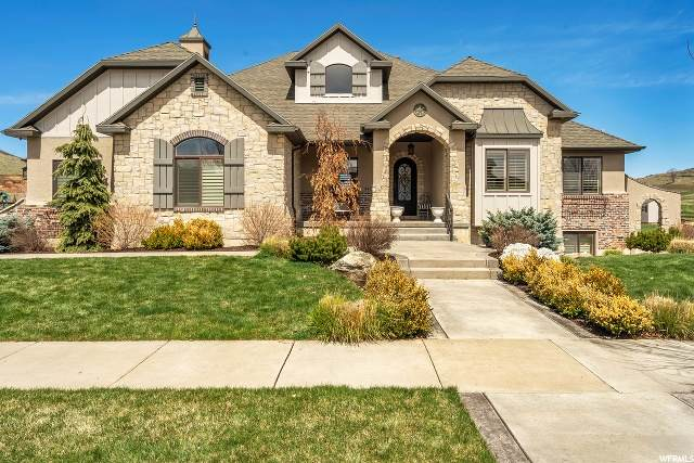 4426 W Ranch Blvd, Mountain Green, UT 84050 (#1668712) :: The Perry Group