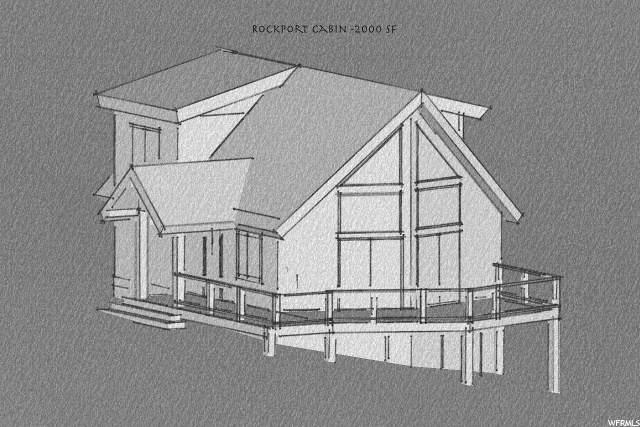 3829 S Rockport Blvd E Lot141, Wanship, UT 84017 (#1668753) :: Powder Mountain Realty