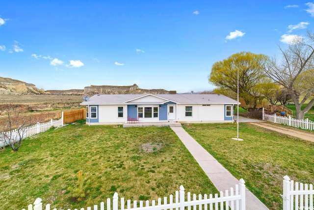 55 E 300 N, Henrieville, UT 84736 (#1668762) :: Von Perry | iPro Realty Network